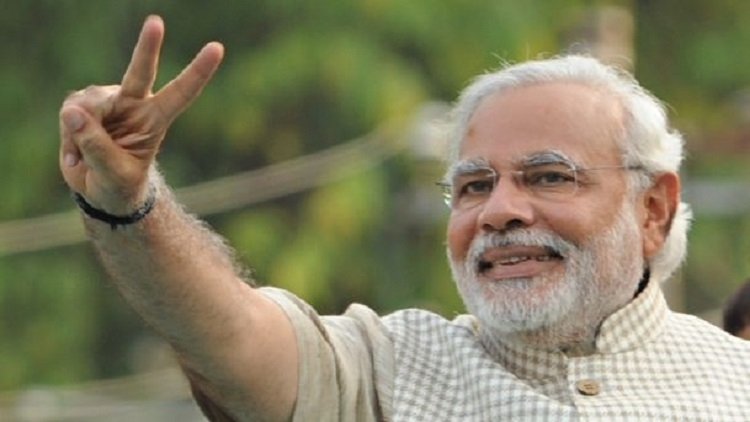 'Gratitude to people of India for faith and support for BJP'
