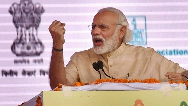 Demonetisation fails to dampen prowess of 'Modi Magic' in UP
