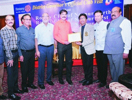 Dr Vinky Rughwani feted for service to Thalassemia patients