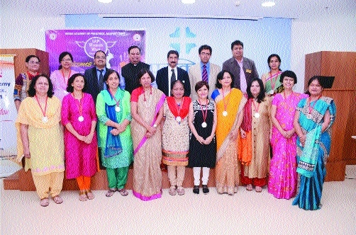 Nagpur IAP's first women's wing in