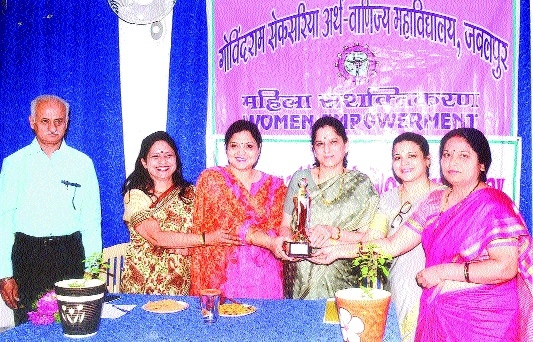 G S College holds health awareness camp for women