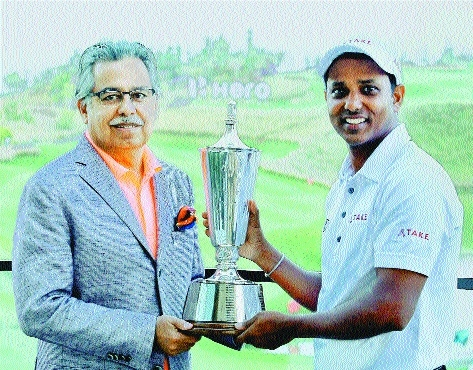 Chawrasia retains Indian Open title