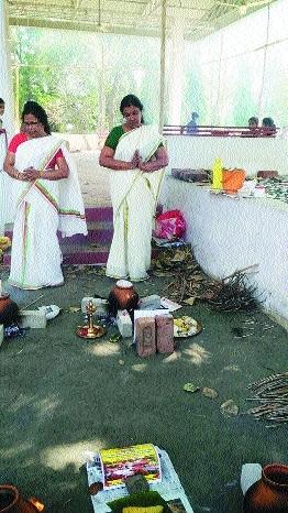 Attukal Pongala Mahotsavam held