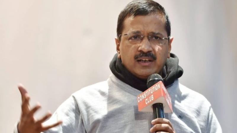 Kejriwal doubts EVMs, wants ballot papers in Delhi municipal polls