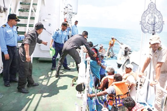 77 Indian fishermen released by Lankan Govt; repatriated