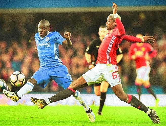 Kante ousts champions
