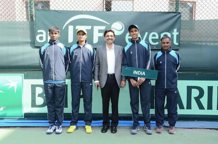 Sisodia appointed as Manager of Indian Jr Davis Cup team