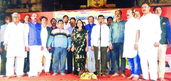 Akhil Bharatiya Kavi Sammelan marks Holi celebration