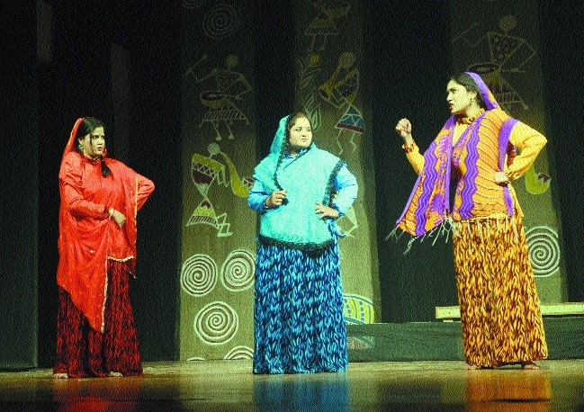 'Babuji' based on struggle of performing arts' lover staged