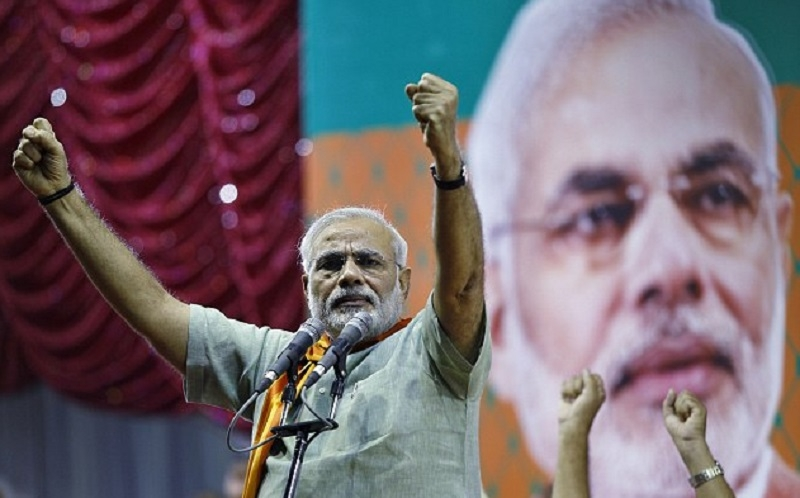 With eyes on 2019 polls, Modi says, 'Na Baithunga Na Baithne Dunga'
