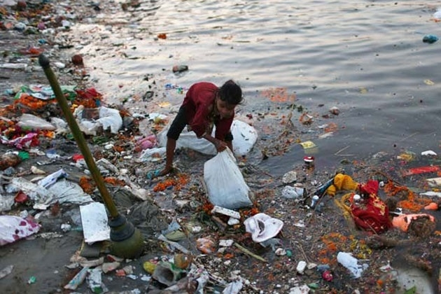 Govt approves 20 projects worth Rs 1,902 cr for cleaning Ganga