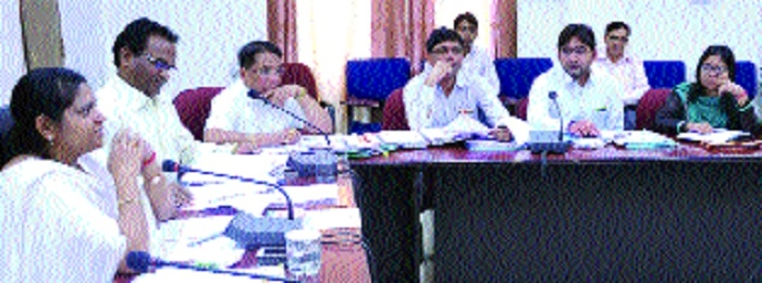 Collector reviews ongoing Lok Suraj Abhiyan