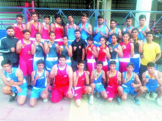 MP boxers get 28 medals in National C'ship