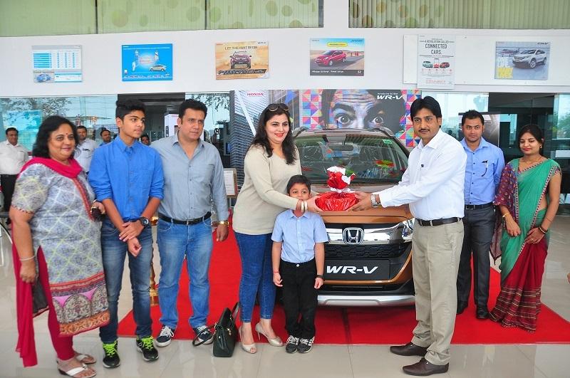 Honda WR-V launched