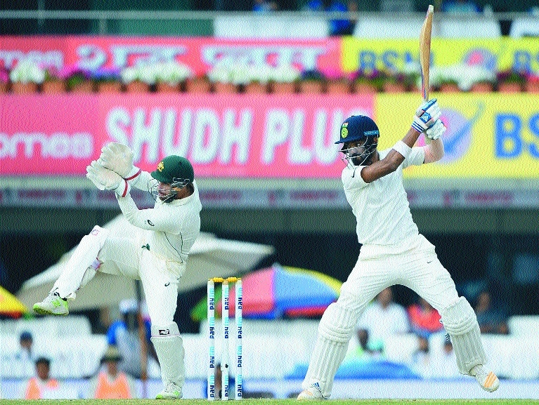 India take Smith route