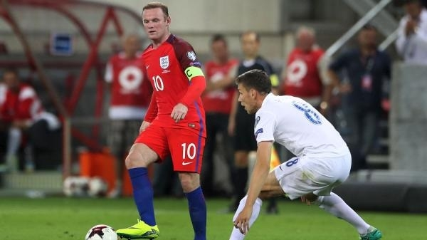 Rooney's England place not guranteed: Southgate