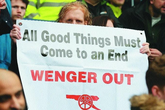 More misery for Wenger