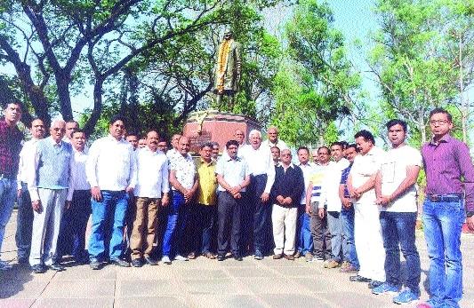 Late Pandit Kunjilal Dubey memorial programme organised