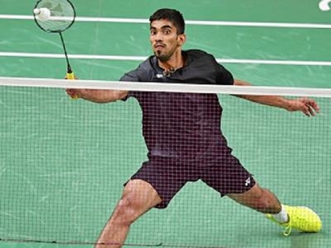 Srikanth enters second round of German Open
