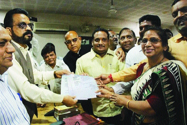 Nanda Jichkar set to become 52nd Mayor