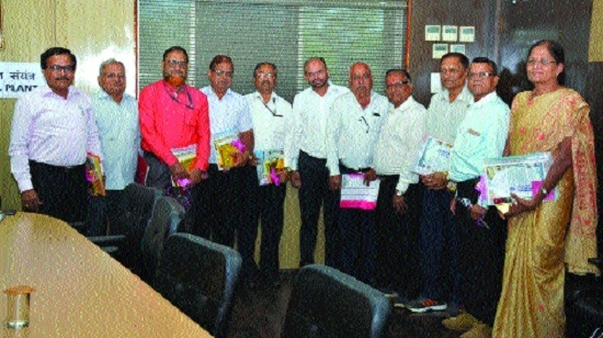 BSP retirees accorded grand farewell in warm functions