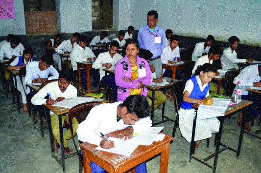 Over 28 copying cases registered in MPBSE exam