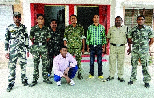 Paraswada cops nab absconding theft accused from native village