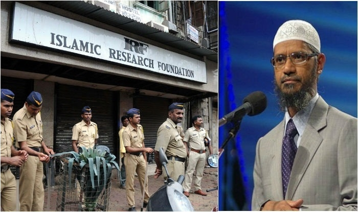 ED attaches Rs 18.37 crore assets of Zakir Naik's IRF
