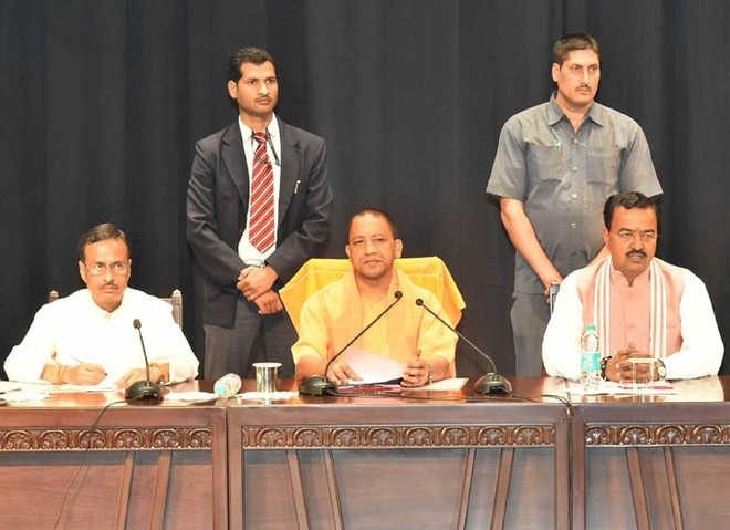 Yogi directs officials to declare assets in 15 days