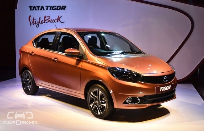 Tatas start pre-bookings for Tigor compact sedan