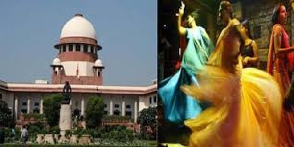 SC notice to Mah Govt on plea of bar dancers' body