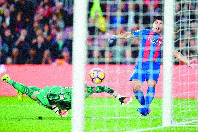 Barca run riot before coach bombshell