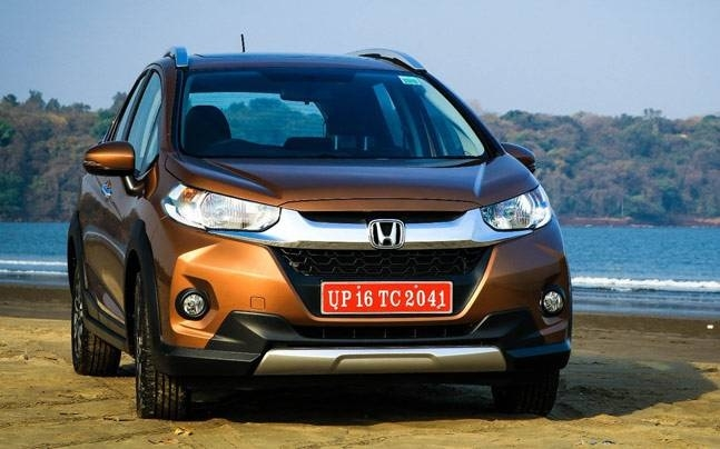 Pre-bookings begin for Honda WR-V in India