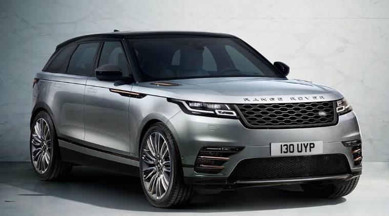 JLR unveils Ratan Tata's passion project car Range Rover Velar