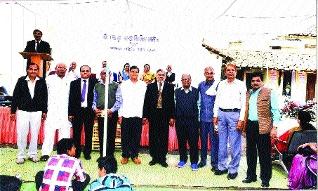 Ex-students of Govt school mark 50 yrs of passing out