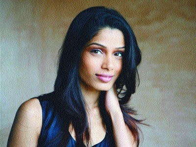 Freida Pinto fed over 800 people with Oscars leftover food