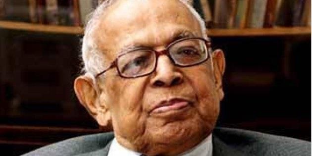 Ex-diplomat, MP Syed Shahabuddin passes away