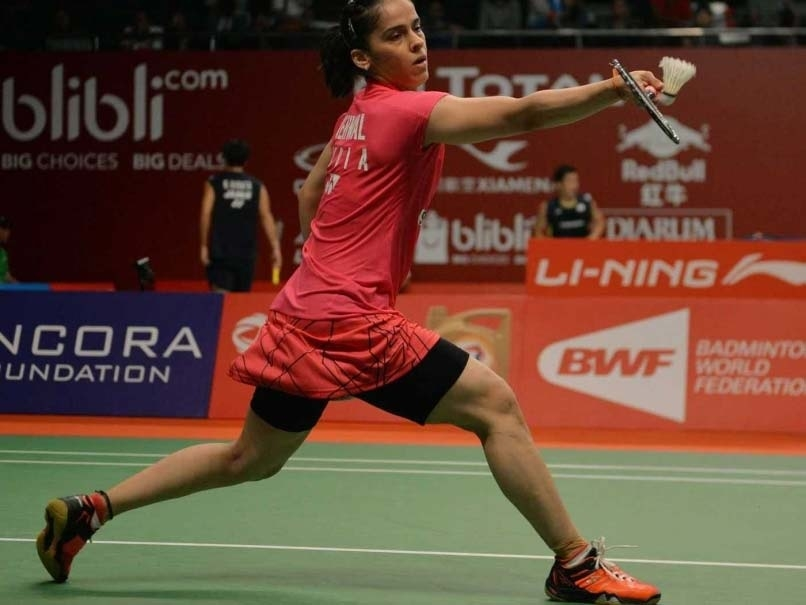 Saina ready to take on the best at All England