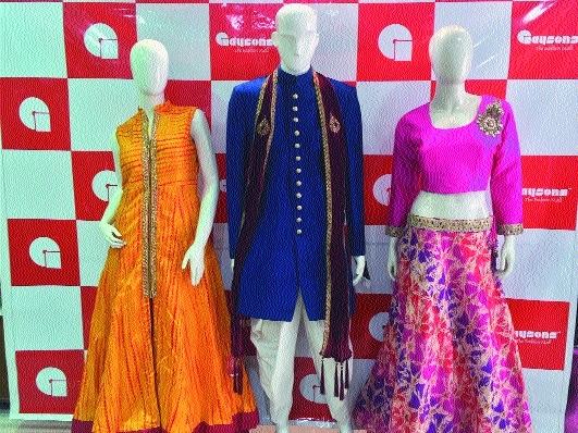 Exclusive wedding, designer collection launched at Gaysons The Fashion Mall