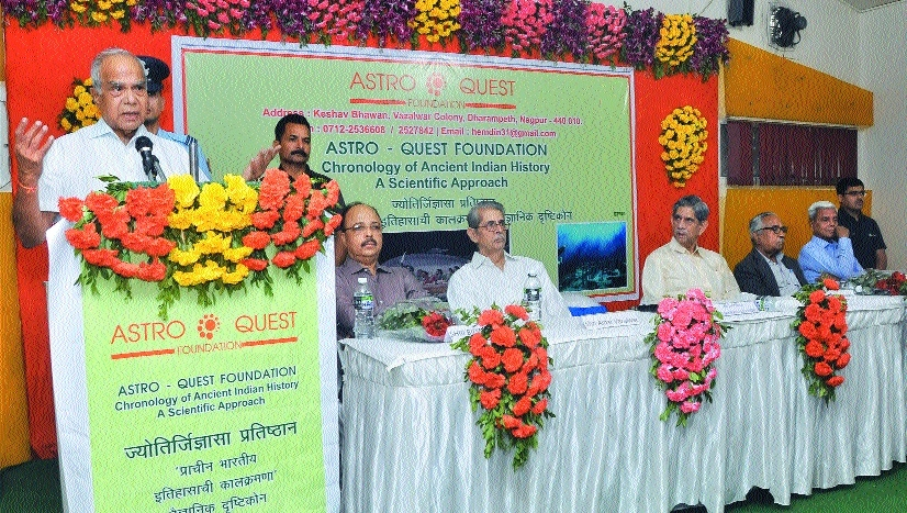 'Restore India's ancient knowledge with research'