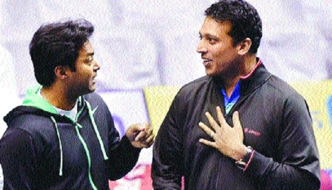 AITA picks Paes but Bhupathi to decide final 4