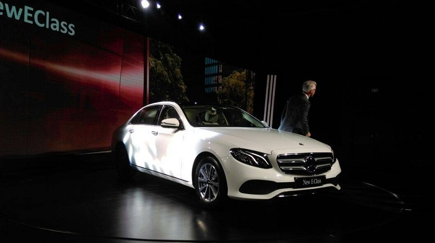 Merc gets over 500 bookings for E-Class