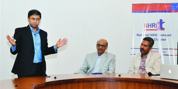 HR is promoter of company: Judhajit Das