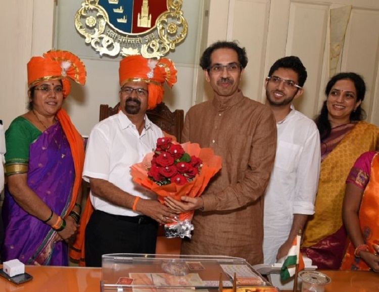 Sena's Mahadeshwar is new Mayor of Mumbai