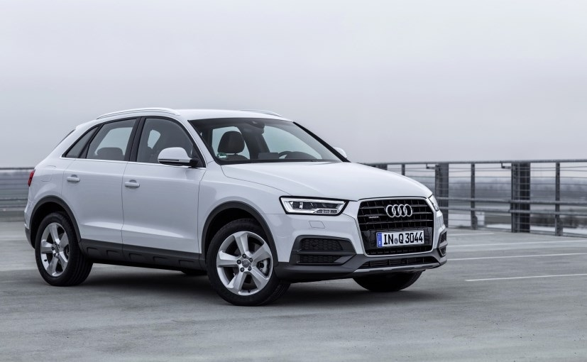 Audi's updated Q3 launched; starting price Rs 34.2 lakh