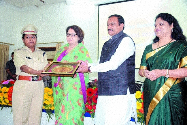 Seminar on 'Behtar Kal Ke Liye Mahila Sashaktikaran' held at PHQ