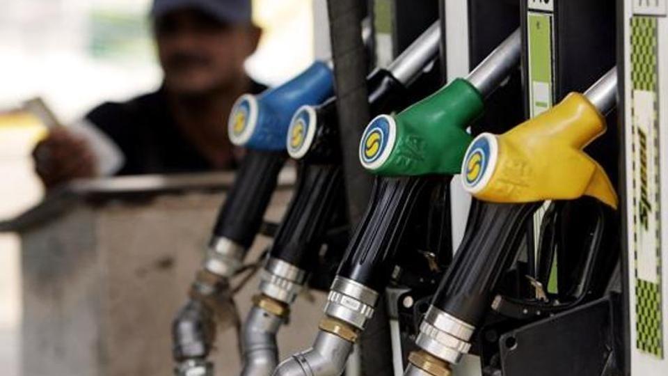 Petrol price cut by Rs 3.77, diesel by Rs 2.91