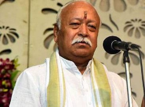 RSS chief advocates nationwide law against cow slaughter