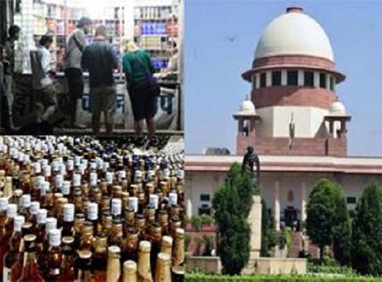 Highways turn local after SC's order banning liquor sale