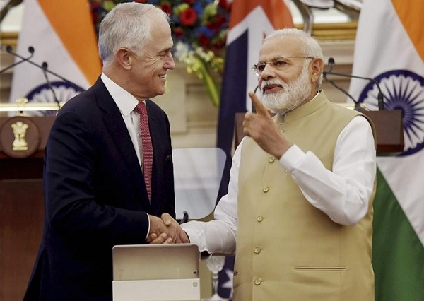 India, Australia expand counter-terror pact